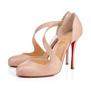 Christian Louboutin Decalcoco Napa Leather Pumps